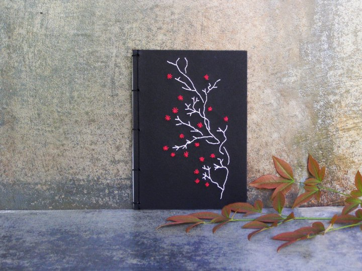 BloomingBranchNotebook